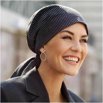 Cancer Headwear, Cancer Scarves, Cancer Hats,