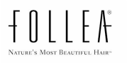Follea Brand human hair  Wigs, topette's, and hairpieces