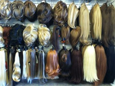 Human Hair Pieces and Toppers